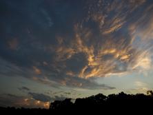Sunset - Bob Woodruff Park