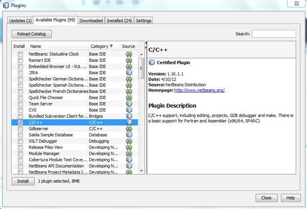 NetBeans is a free start-of-the-art IDE