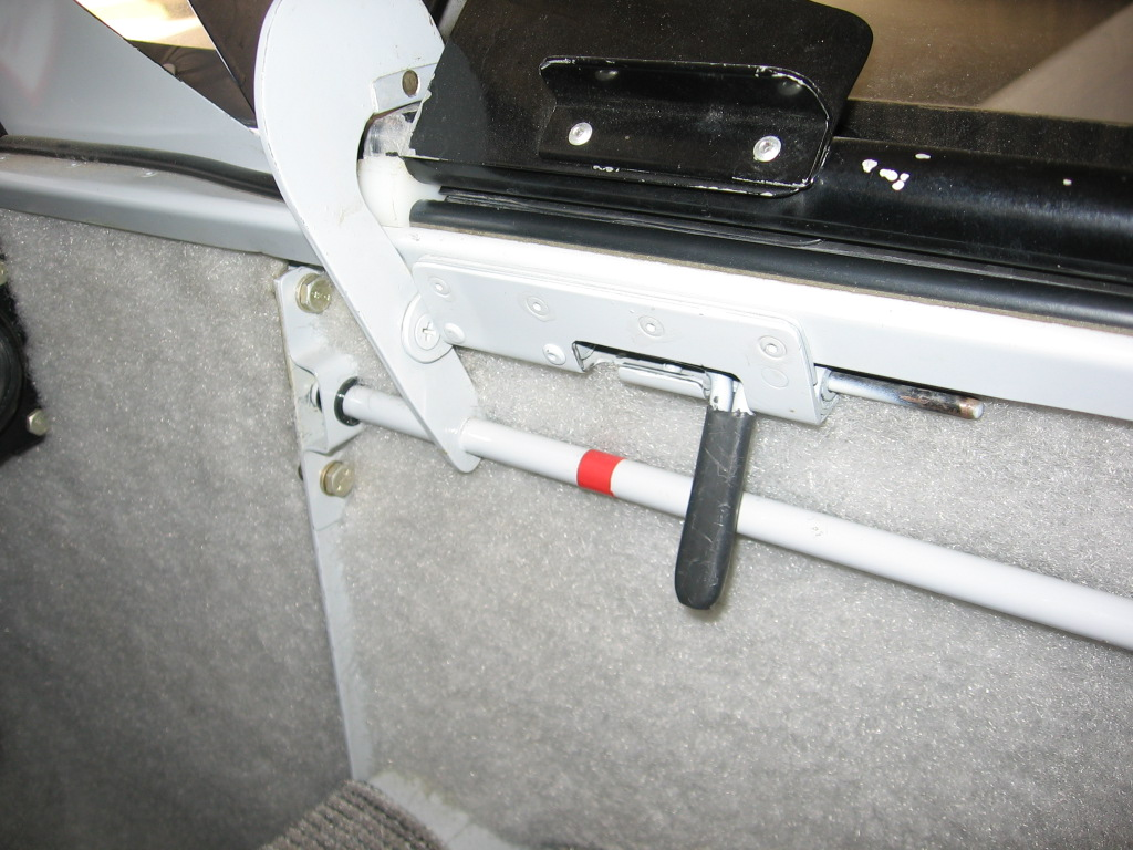 A Block Canopy Latches and Loc...